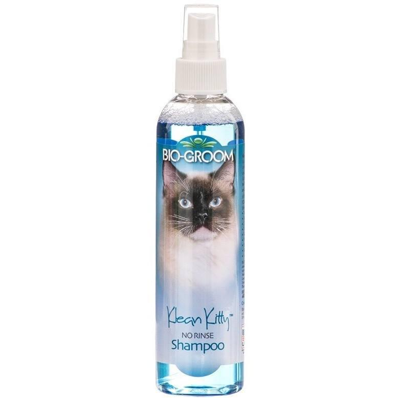 Biogroom Klean Kitty No Rinse Cat Shampoo | Singpet.Com