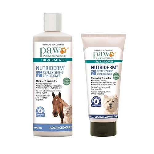Blackmores Paw Nutriderm Replenishing Conditioner For Dogs & Cats | Singpet.Com