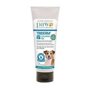 Blackmores PAW TriDerm Calming Gel For Dogs & Cats with Senstive Skin & Paws