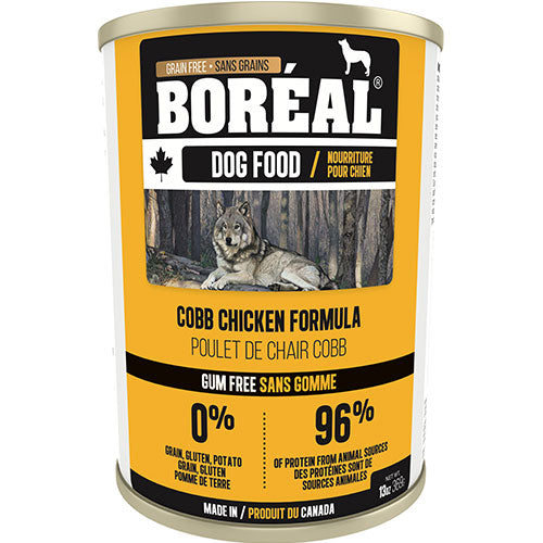 Boreal Canadian Cobb Chicken Formula Wet Dog Food | Singpet.Com