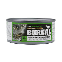 Boreal Cobb Chicken and Canadian Duck Wet Cat Food | Singpet.Com