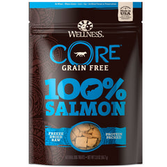 Wellness CORE 100% Freeze Dried Dog Treats, Salmon | Singpet.Com
