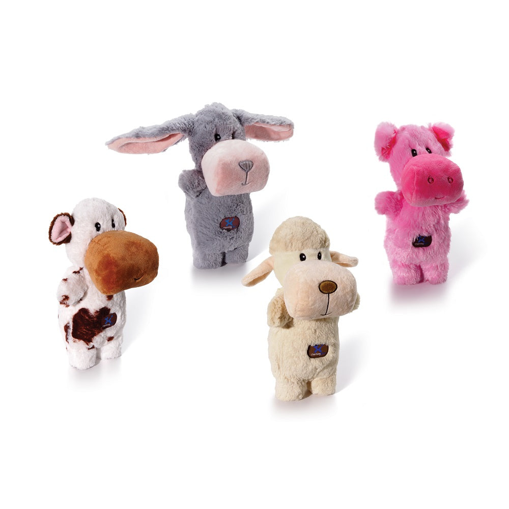 Charming Pet Puppet Squeaks Dog Toys Collection | Singpet.Com