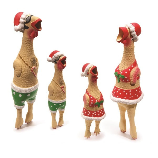 Charming Pet Christmas Squawkers Dog Toys Collection | Singpet.com