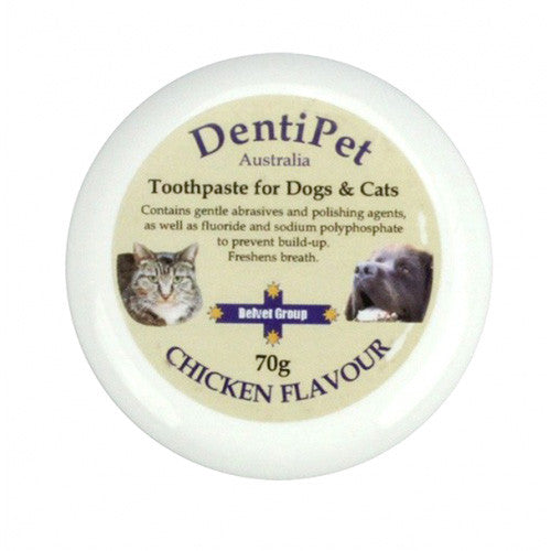 Dentipet Toothpaste for Dogs & Cats