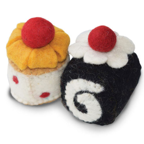 Dharma Dog Karma Cat Pack of 2 Desserts Toy For Cats | Singpet.Com