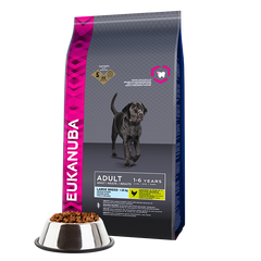 Eukanuba Adult Dry Dog Food For Large Breed, Chicken | Singpet.COM