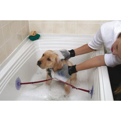 EzyBathe Bathing Kit for Puppies, Small Dogs & Cats