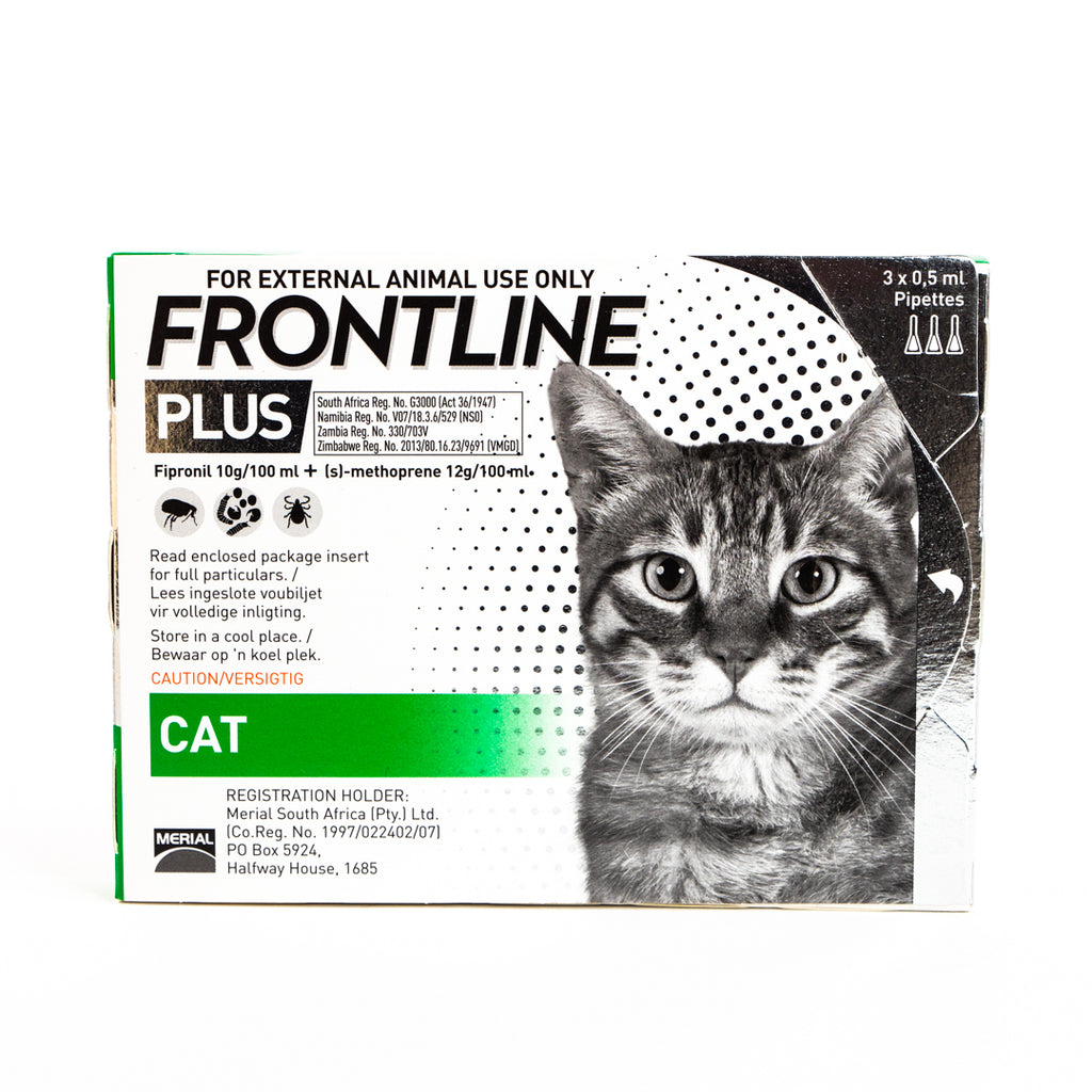 Frontline Plus for Cats | Singpet.Com