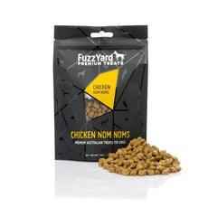 Fuzzyard Premium Chicken Nom Nom Dog Treats | SingPet.com