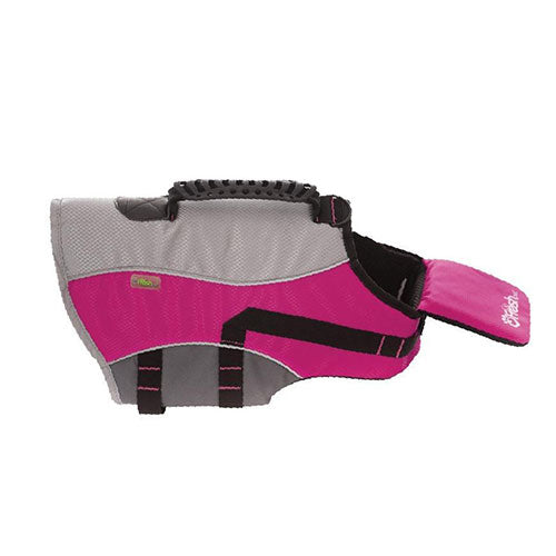 GF Pet Life Vest For Dogs (Pink) | Singpet.Com