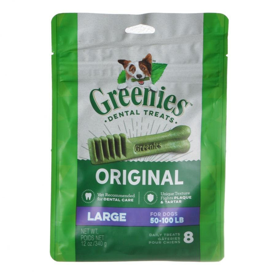 Greenies Original Large Dental Dog Treats | SingPet.com