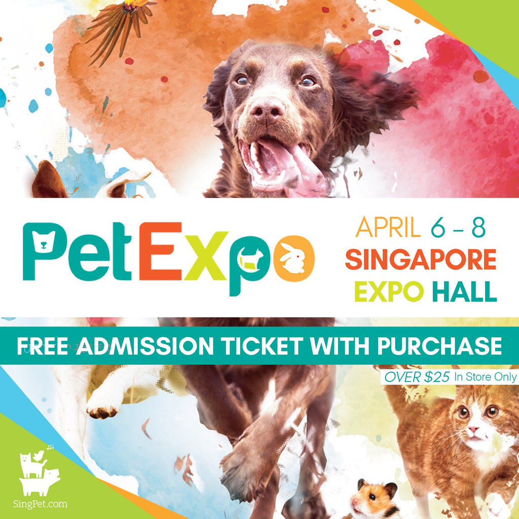 Pet Expo 2018 Admission Ticket