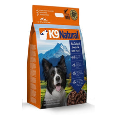 K9 Natural Beef Feast Freeze Dried Dog Food, 3.6 kg | Singpet.Com