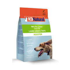 K9 Natural Lamb Green Tripe Topper | Singpet.Com