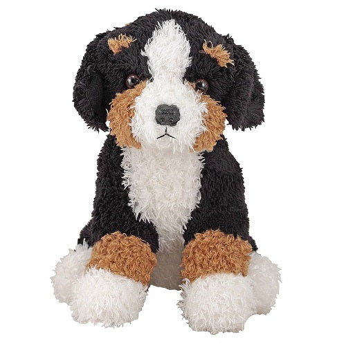 Melissa & Doug Barkley Bernese Puppy Dog Stuffed Animal Toy | Singpet.Com