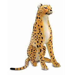 Melissa & Doug Cheetah Giant Stuffed Animal Toy | Singpet.Com