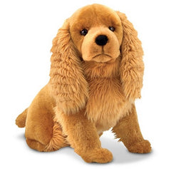 Melissa & Doug Cocker Spaniel Dog Giant Stuffed Animal Toy | Singpet.Com