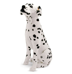 Melissa & Doug Dalmatian Dog Giant Stuffed Animal Toy | Singpet.Com