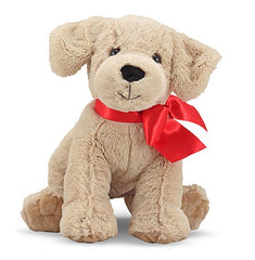 Melissa & Doug Sunny Yellow Lab Puppy Dog Stuffed Animal Toy | Singpet.Com