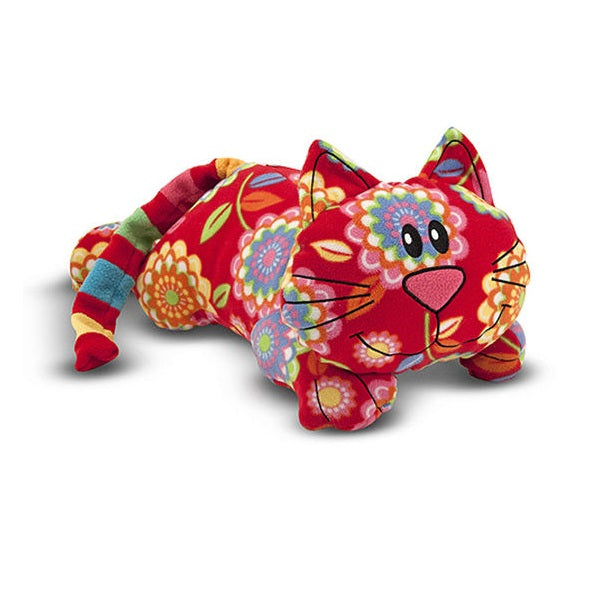 Melissa & Doug Hope Toby Cat Stuffed Animal Toy
