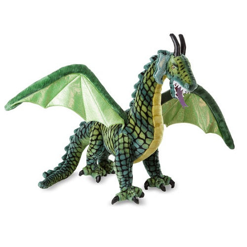 Melissa & Doug Winged Dragon Giant Dog Stuffed Animal Toy | Singpet.Com