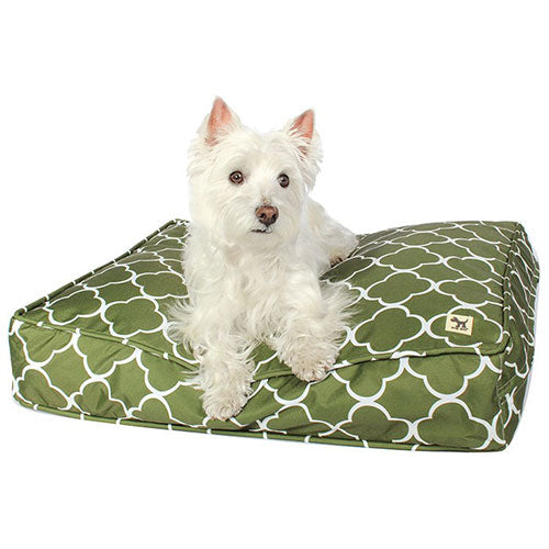 Molly Mutt Dew in the Grass Water-Resistant Duvet for Dogs | UnitedPetWorld.Com