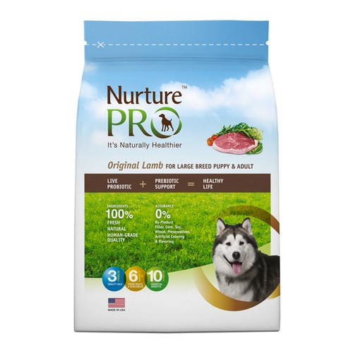 Nurture Pro Original Lamb Large Breed Puppy & Adult - Dry Dog Food