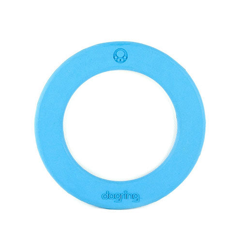 PetProject Dogring Rubber Dog Toy Blue | Singpet.COM