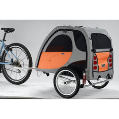 Petego Comfort Wagon Bicycle Trailer For Pet Mobility | Singpet.Com