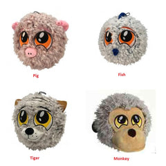 Petlou Fuzzy Ball Dog Toys Collection | Singpet.Com