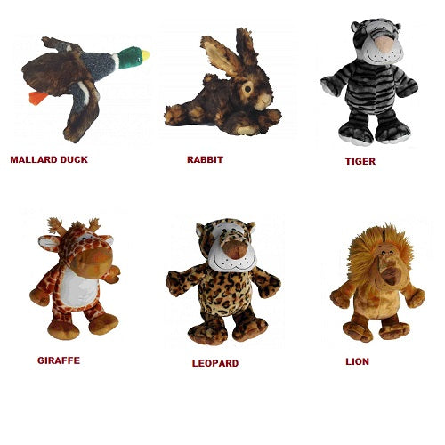Petlou Medium Plush 8 Inch Dog Toys Collection | Singpet.Com