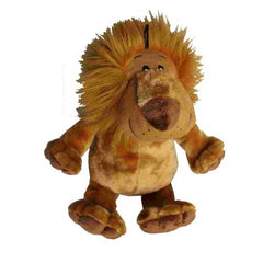 Petlou Medium Plush 8 Inch Dog Toy, Lion | Singpet.Com