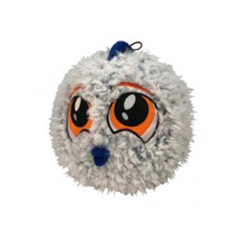 Petlou Fuzzy Ball Dog Toy (Fish) | Singpet.Com