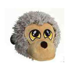 Petlou Fuzzy Ball Dog Toy (Monkey) | Singpet.Com