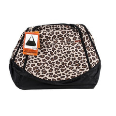 Prefer Pets Leopard Yoga Tote Carrier For Dogs, Cats & Other Small Animals | Singpet.COM