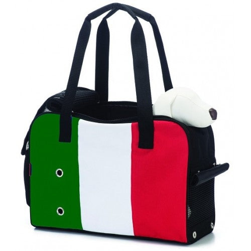 Prefer Pets Unity Tote Travel Carrier For Dogs & Cats (Italy Theme) | Singpet.COM