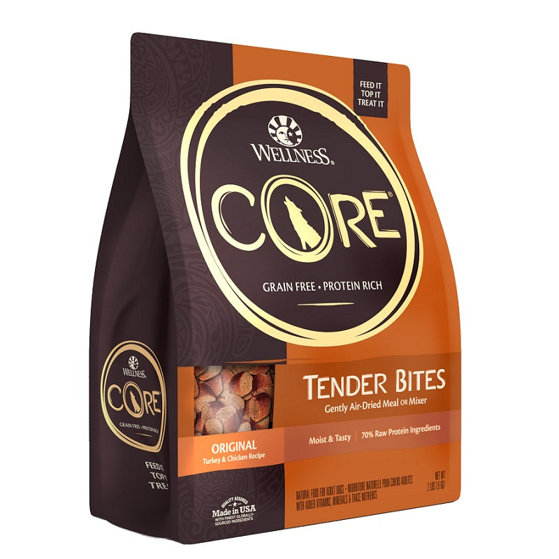 Wellness CORE Tender Bites, Original Dry Dog Food | SingPet.com