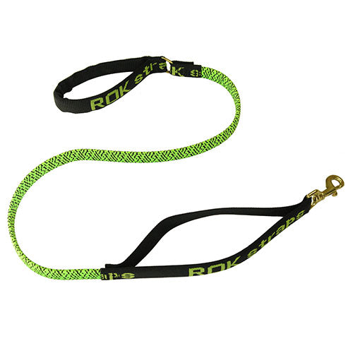 Rok Straps Dog Leash (Green) | Singpet.COM