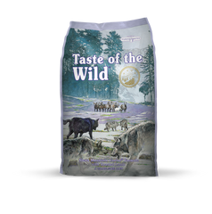 Taste of the Wild Sierra Mountain Canine Formula | Singpet.Com.Sg
