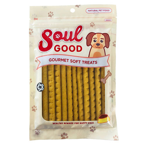 Soul Good Gourmet Soft Treats For Dogs - Banana | Singpet.COM