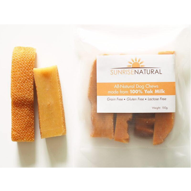 Sunrise Natural Yak Milk Dog Chews | Singpet.Com