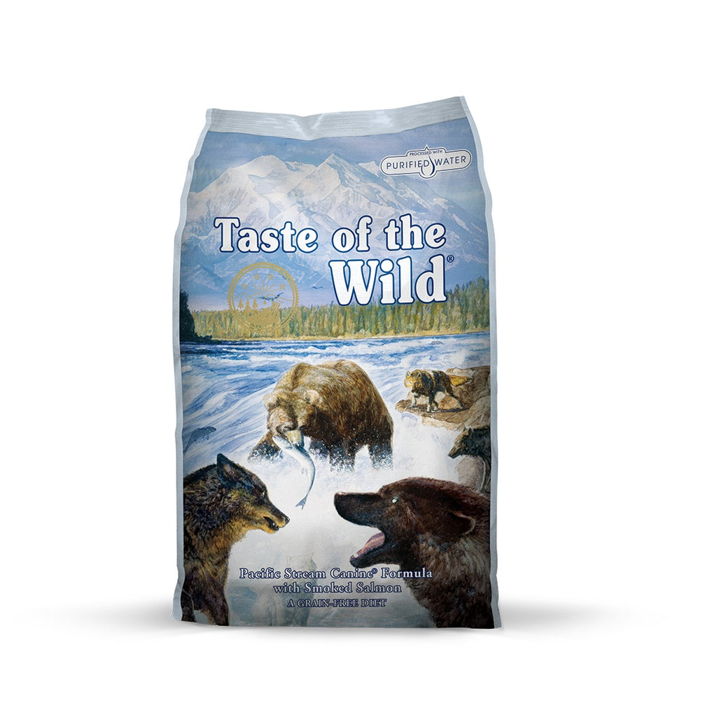 Taste of the Wild Pacific Stream Canine Formula | Singpet.Com