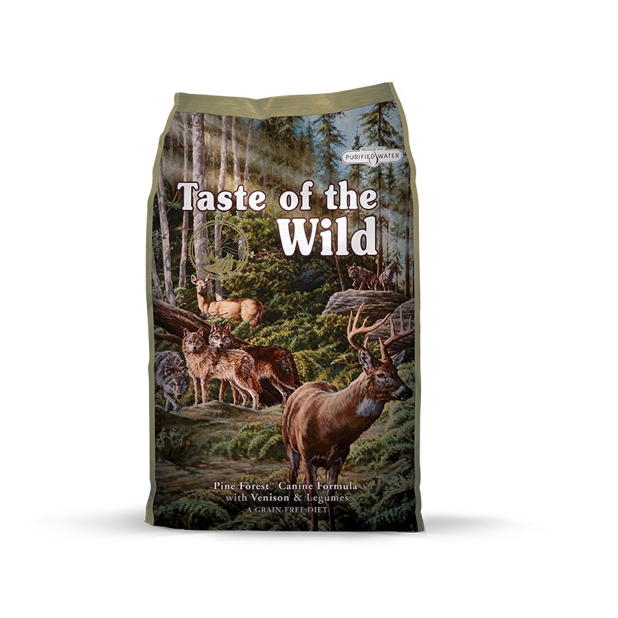Taste of the Wild Pine Forest Canine Formula | Singpet.Com