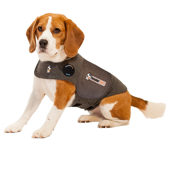 Thundershirt Classic - Dog Anxiety Solution Wrap Vest | Singpet.com.sg