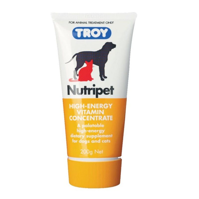 Troy Nutripet High-Energy Vitamin Concentrate Supplement For Dogs & Cats | Singpet.Com
