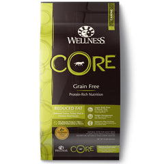 Wellness CORE Reduced Fat Dog Food | Singpet.COM