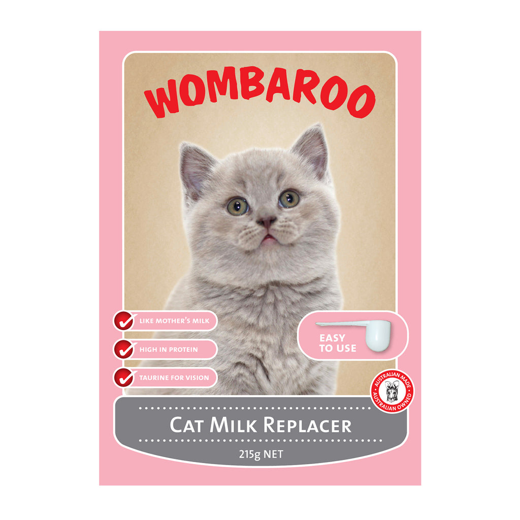 Wombaroo Cat Milk Replacer | Singpet.Com