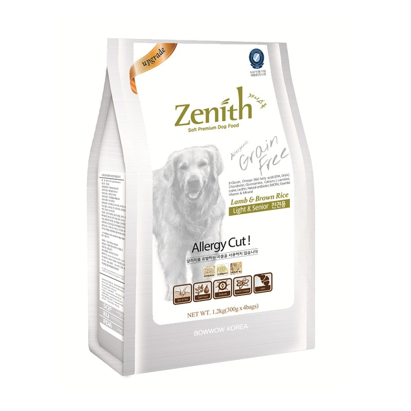 Bow Wow Zenith Grain-Free Light & Senior Dry Dog Food | Singpet.Com