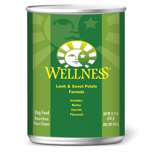 Wellness Complete Health Lamb & Sweet Potato - Wet Canned Dog Food | Singpet.COM